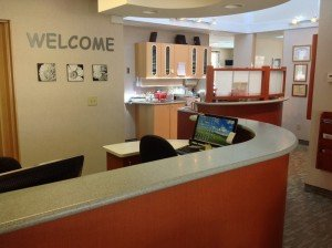 Front Desk Serafimov Dental St Paul MN Dentist