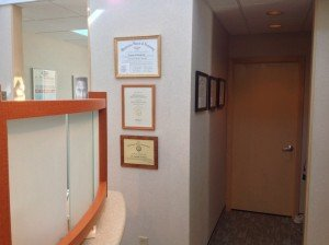 Twin Cites area dentist Dr Serafimov office